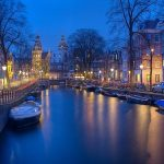 Amsterdam City & Canal