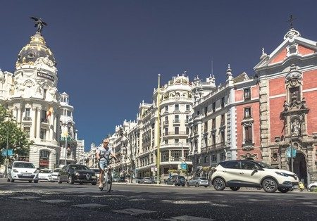 Madrid City, Metropolis Building