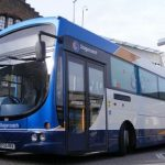Inverness Stagecoach Bus