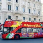 Rome City Sightseeing Bus