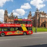 City Sightseeing Hop On Hop Off Bus Glasgow