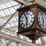 Glasgow Central Station Clock