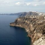 View of Fira and Oia