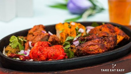 Bites of India Belfast Kebabs