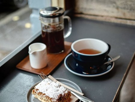Curated Kitchen & Coffee Belfast