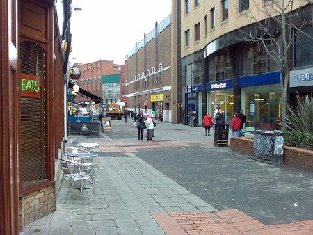 Lombard Street Belfast