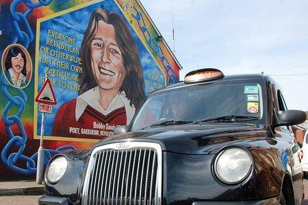Murals Black Taxi Tours