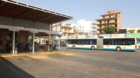 Chania Central Bus Station